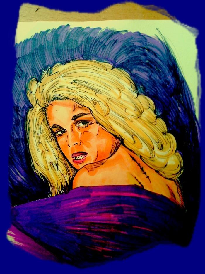 Ann-Margret by didgiv